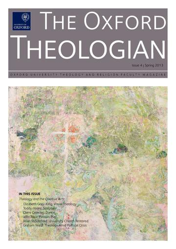 cover theologian issue